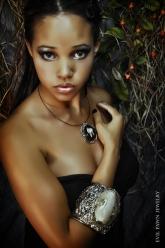 Crystal Dothraki Collection - Dothraki Arm Cuff & Tooth Fairy Necklace