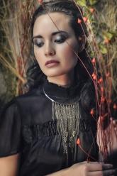 Crystal Dothraki Collection - Rhaego Necklace