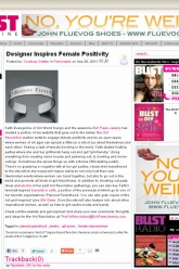Bust Magazine Sept Blog - Evil Pawn Jewelry - Faith Evangeline - Sisters First Cuff