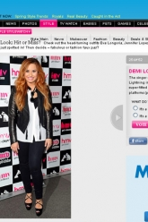 People Style Watch - Demi Lovato - Caroline Necklace