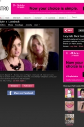 Stylebistro.com - Lucy Hale - Pretty Little Liars - Evil Pawn Jewelry - Emily Necklace