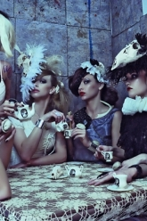 Post-Apocalyptic Tea Party - Group Adornments