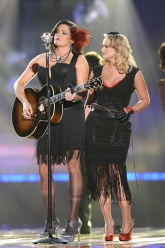Angaleena Presley - American Country Awards 2011 - Evil Pawn Jewelry - Fancy Nicodemus Necklace 2