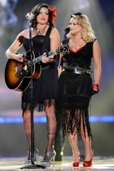 Angaleena Presley - American Country Awards 2011 - Evil Pawn Jewelry - Fancy Nicodemus Necklace 5