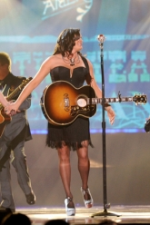 Angaleena Presley - American Country Awards 2011 - Evil Pawn Jewelry - Fancy Nicodemus Necklace 7