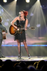 Angaleena Presley - American Country Awards 2011 - Evil Pawn Jewelry - Fancy Nicodemus Necklace 10