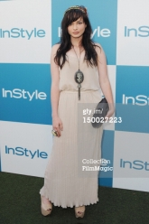 Ashley Rickards - 11th Annual InStyle Summer Soiree - Evil Pawn Jewelry - Viserys Necklace and Nicodemus Ring