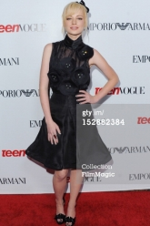 Ashley Rickards - Teen Vogue Young Hollywood - Evil Pawn Jewelry - Mirror Mirror Ring - 1