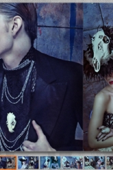 Cliche Magazine - Evil Pawn Jewelry - Apocalyptic Tea Party - 3