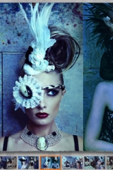 Cliche Magazine - Evil Pawn Jewelry - Apocalyptic Tea Party - 5
