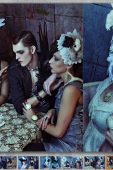 Cliche Magazine - Evil Pawn Jewelry - Apocalyptic Tea Party - 8