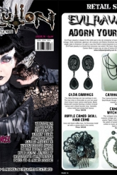 Devolution Magazine Sept 2011 - Evil Pawn Jewelry