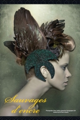 Fiori Magazine Nov/Dec 2010 Issue - Evil Pawn Jewelry - Green Tourmaline Ear Wing