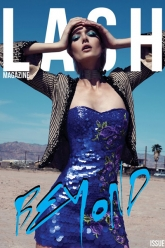 Lash Magazine Issue 9 - Evil Pawn Jewelry - Stack Choker