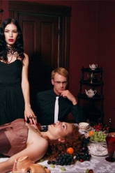 Noir Magazine Issue 16 - Evil Pawn Jewelry - Moulin Rouge Necklace - 3
