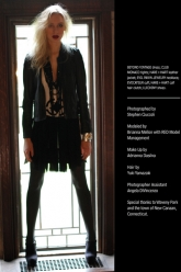 Running With Heels Magazine Fall 2012 - Evil Pawn Jewelry - Demonia Necklace - 2