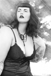 Skorch Magazine - Tess Munster - Evil Pawn Jewelry - Catrina Necklace