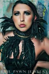 Tribal - Tamra Key Corset Collar