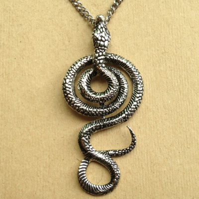 Serpent amulet evil pawn jewelry serpent amulet mozeypictures Image collections
