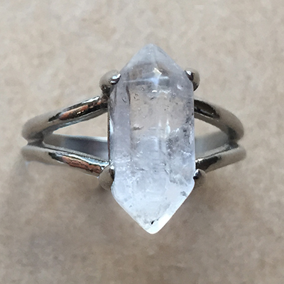 Herkimer diamond ring evil pawn jewelry evil pawn jewelry junglespirit Image collections