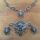 Cherub Necklace