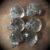 Smoky Quartz Crystal Skull Pocket Stone