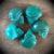 Aventurine Crystal Skull Pocket Stone