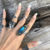 Beldam Ring in Labradorite