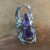 Spider Grandmother Ring In Amethyst