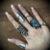 Yule Ring in Labradorite