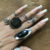 Jotunn Ring in Smoky Quartz3